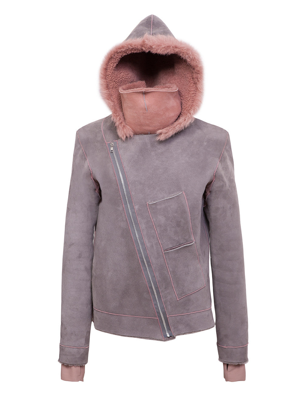 Technical Jacket - Elena Benarroch - Coat - TOPGEARNY