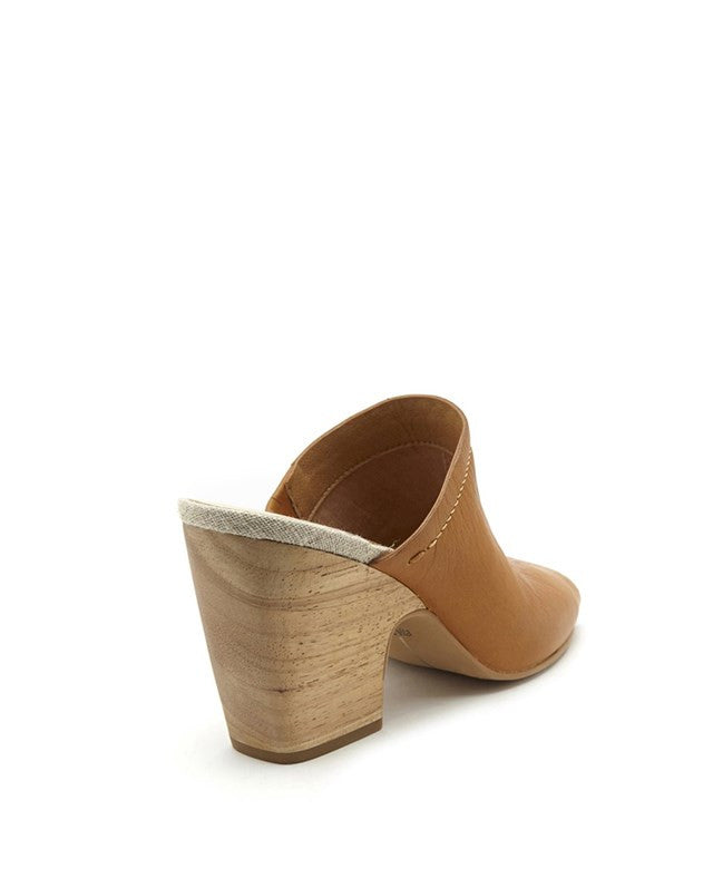 TEGAN Wood-Heeled Mule - Dolce Vita - Shoes - TOPGEARNY