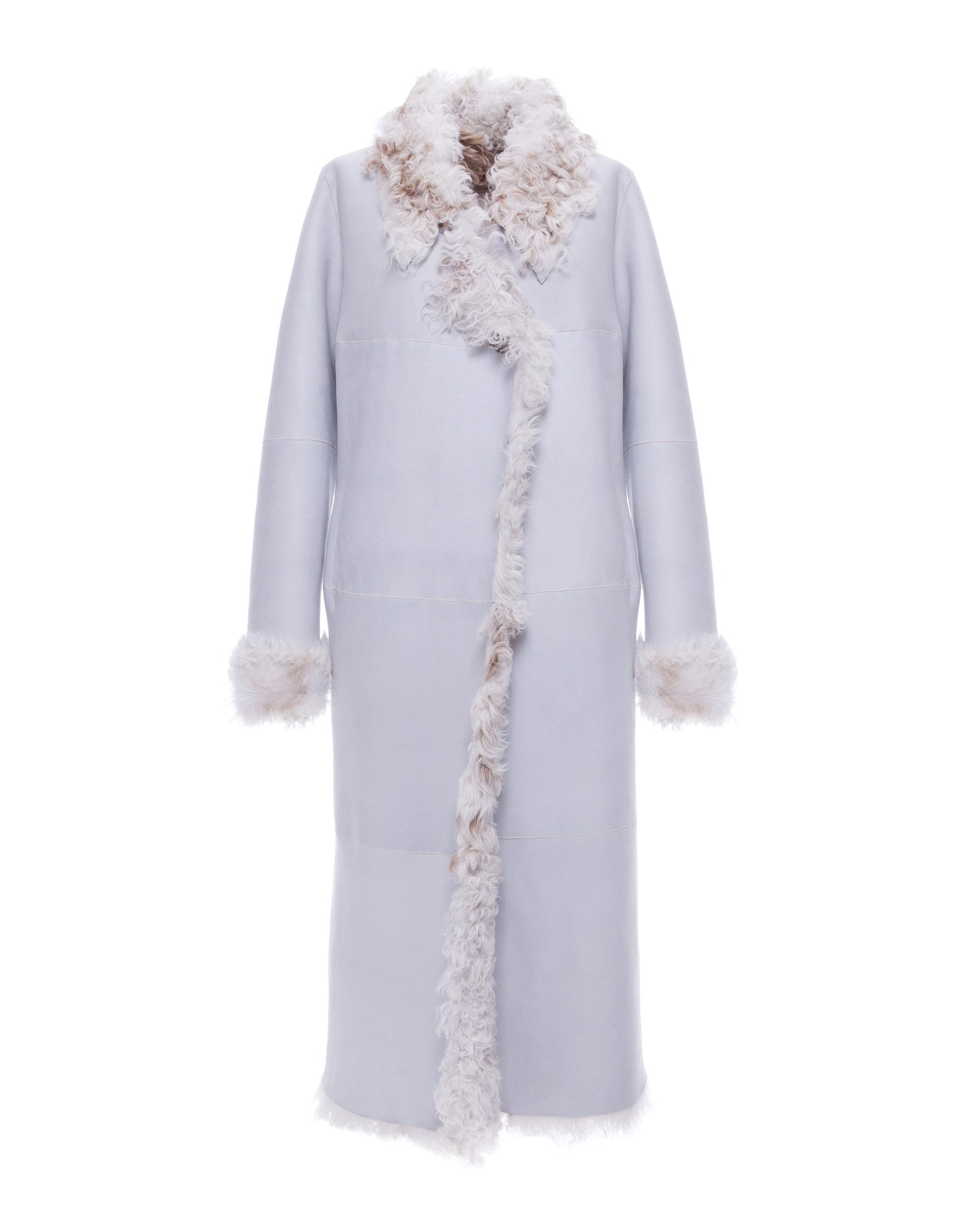 Long Coat - Elena Benarroch - Coat - TOPGEARNY