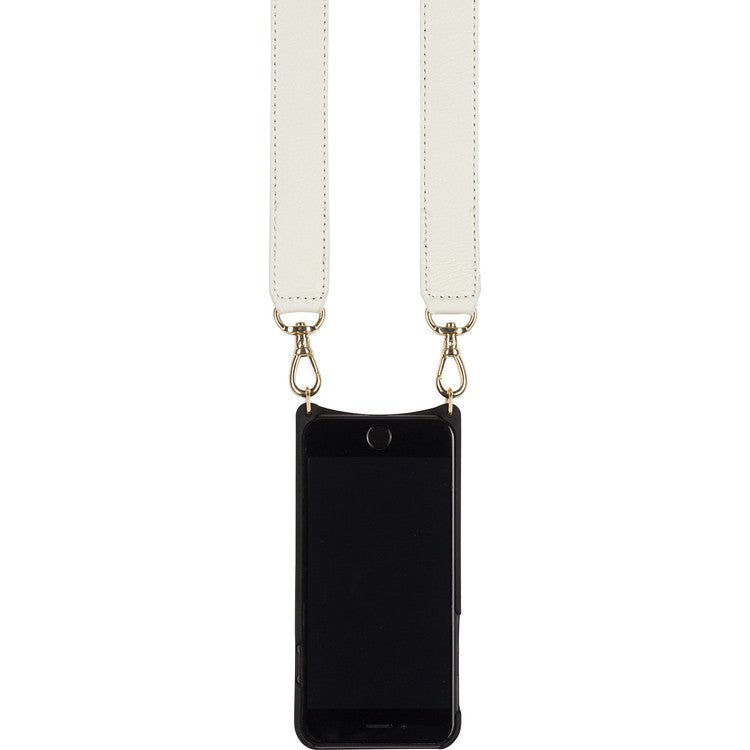 Angela Black/Cream  - iPhone 6 Plus / 7 Plus Case - Bandolier - Accessories - TOPGEARNY