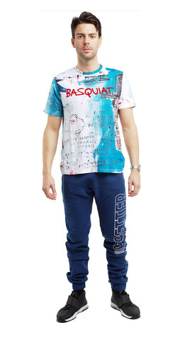 Basquiat Printed T-Shirt