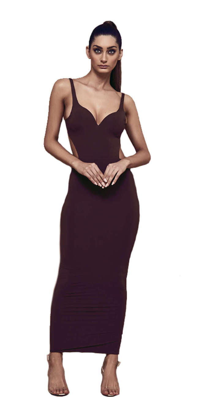 Hourglass Dress - BOSSA - Dress - TOPGEARNY