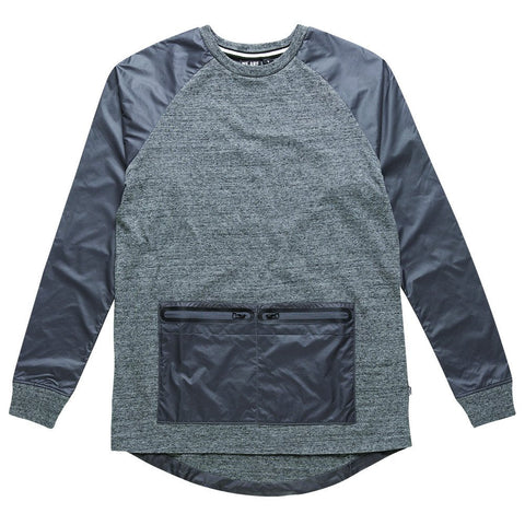 Clyde Ripstop Nylon Pocket - Massiv - Sweater - TOPGEARNY