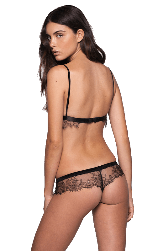 Milan Lace Brief - Christina Leonor - Brief - TOPGEARNY