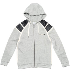 Gree M Hoody Fleece Jacket - Eleven Paris - Jacket - TOPGEARNY