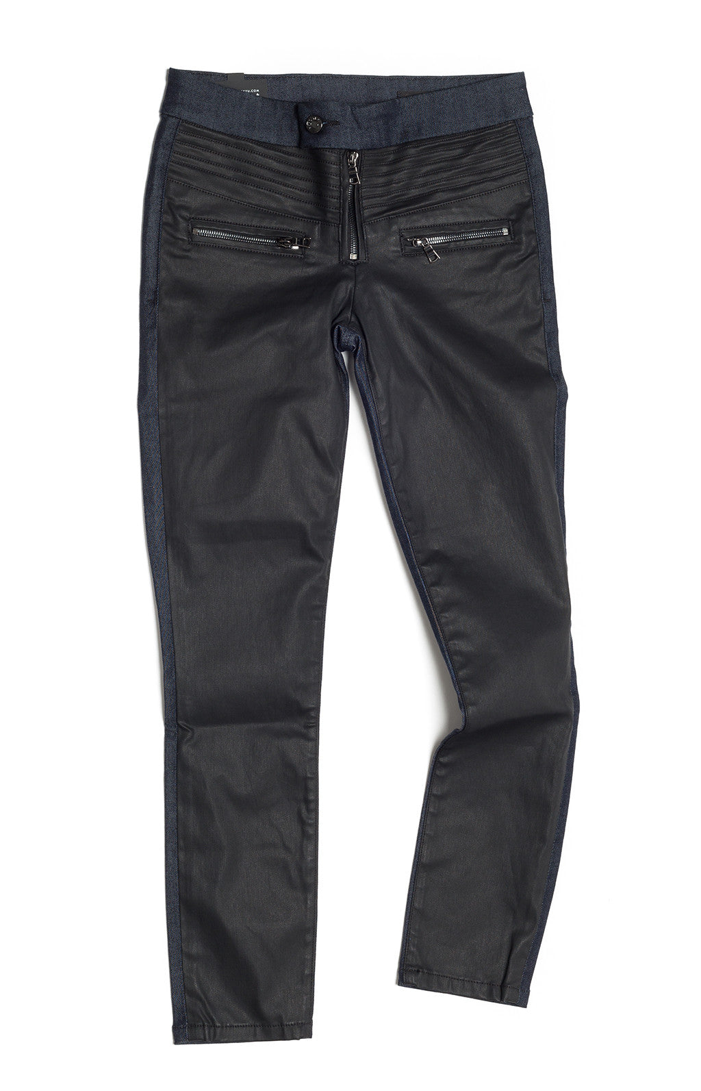 The Icon Stretch Moto Jean - Schoen by Yu - Jeans - TOPGEARNY