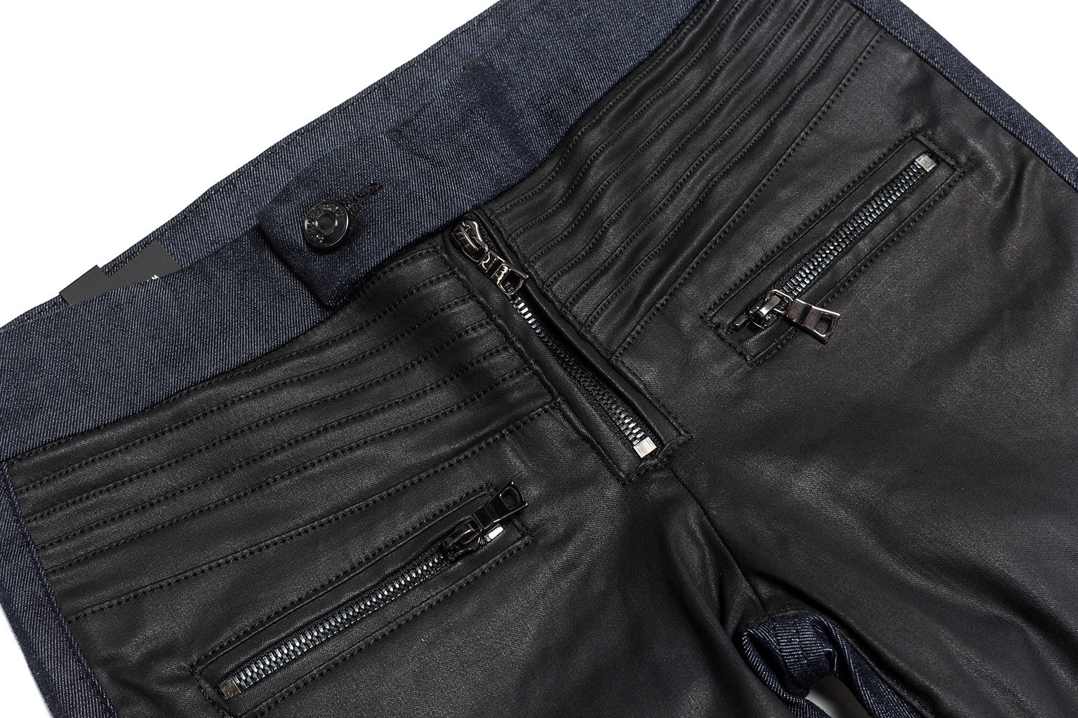 The Icon Stretch Moto Jean
