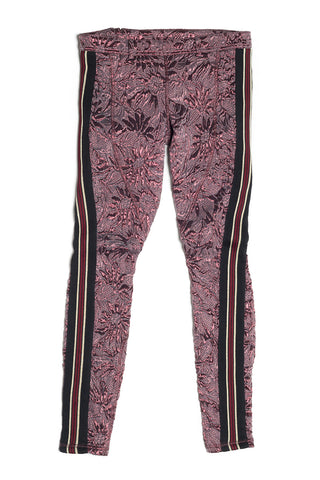 Brocade Stretch Legging