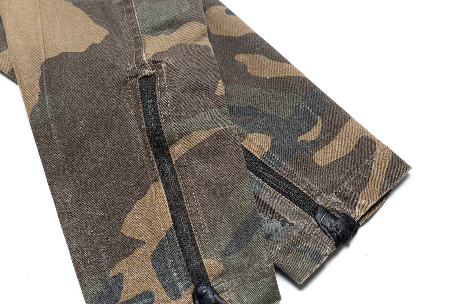 Big Camo Laminat Legging - Faith Connexion - Bottoms - TOPGEARNY