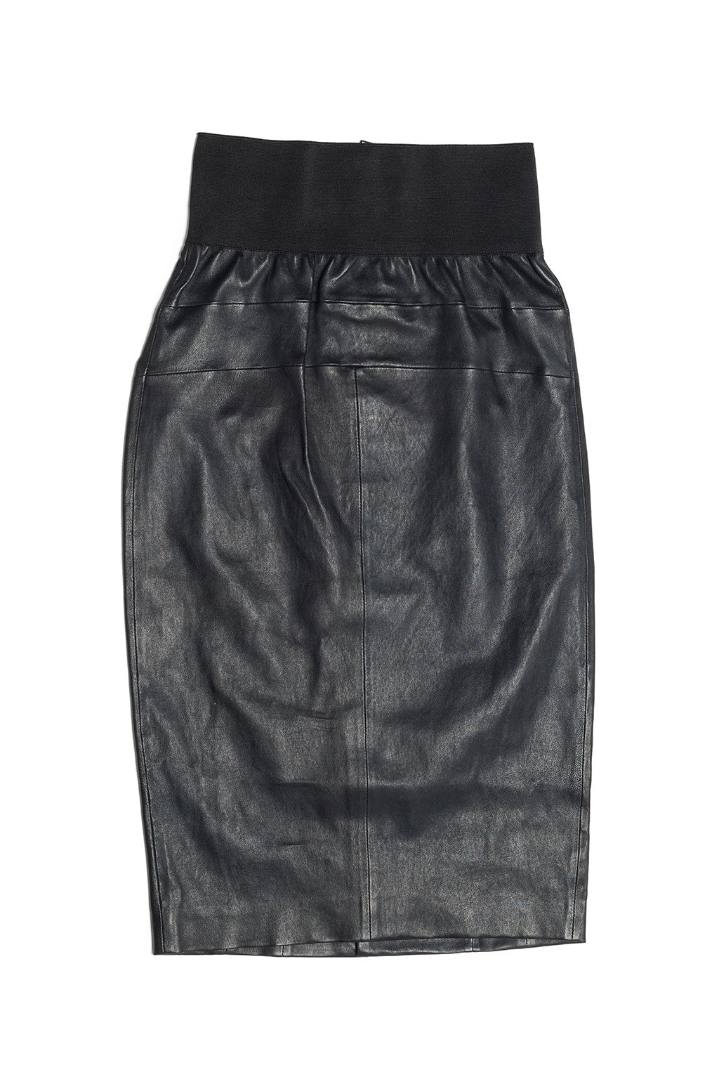 Pencil Leather Skirt - Faith Connexion - Skirt - TOPGEARNY