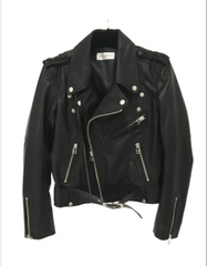 Perfect Leather Jacket - Faith Connexion - Jacket - TOPGEARNY