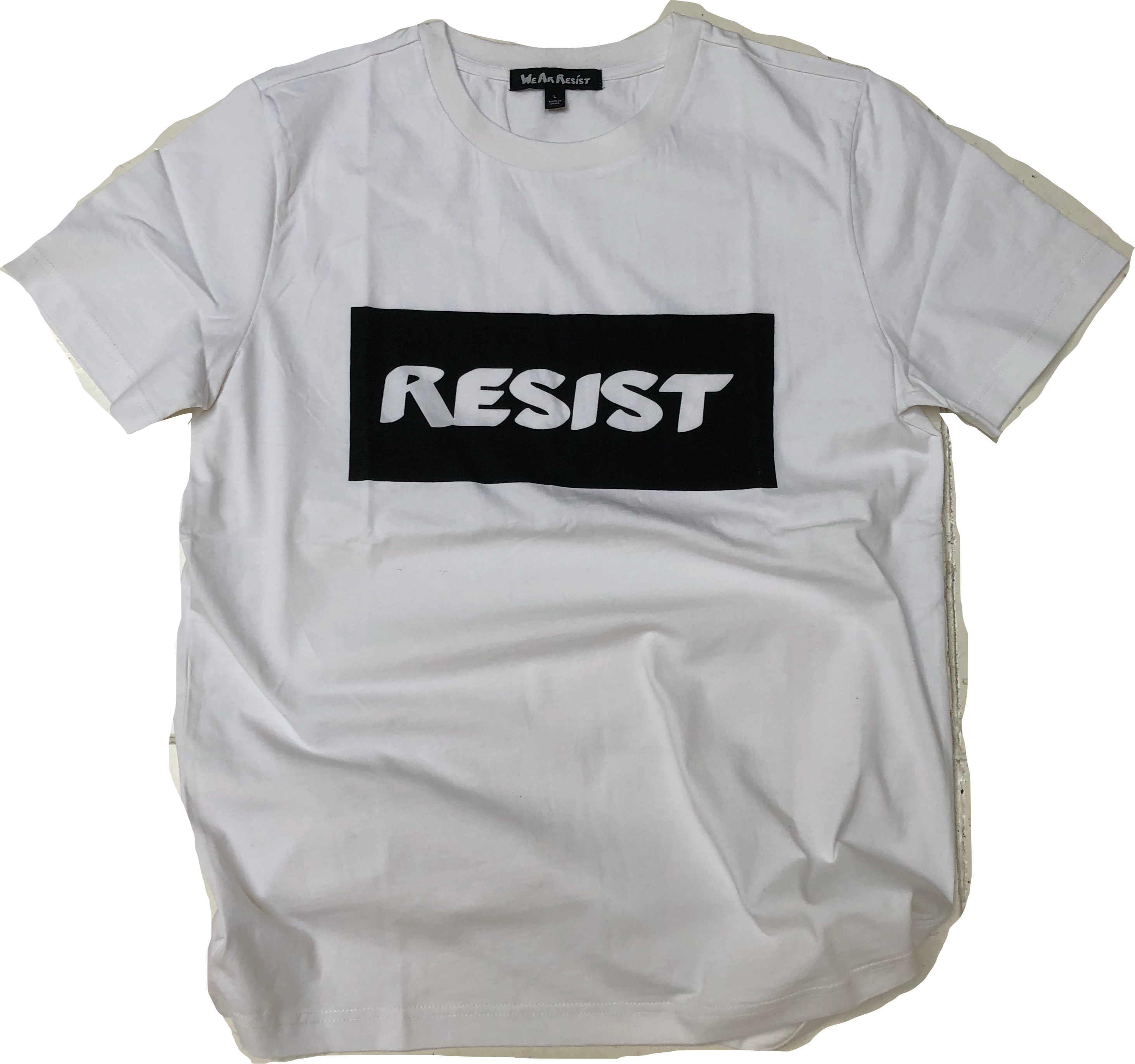 Resist Cotton T-Shirt W - WeArResist - T-Shirt - TOPGEARNY