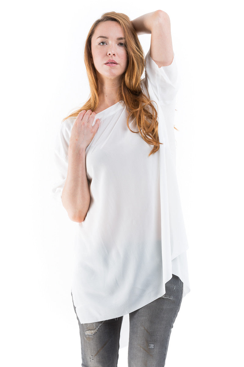 Silk Top - Faith Connexion - Top - TOPGEARNY