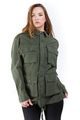 Military Parka - Faith Connexion - Jacket - TOPGEARNY