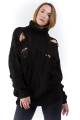 Destroy Sweater - Faith Connexion - Sweater - TOPGEARNY