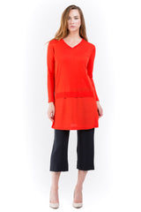 Combined knit sweater - Sita Murt - Dress - TOPGEARNY