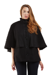 My Fair Lady Cape Jacket - Sita Murt - Jacket - TOPGEARNY