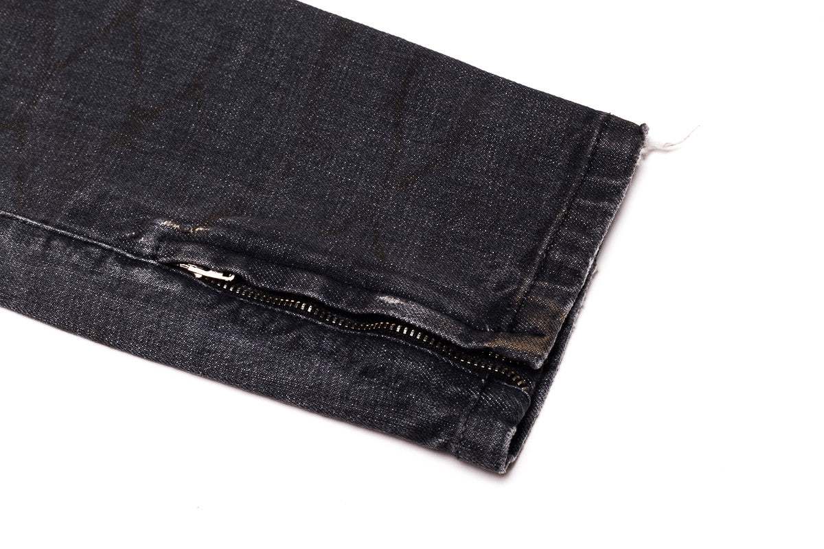 Patchwork Denim Jeans - Faith Connexion - Denim - TOPGEARNY