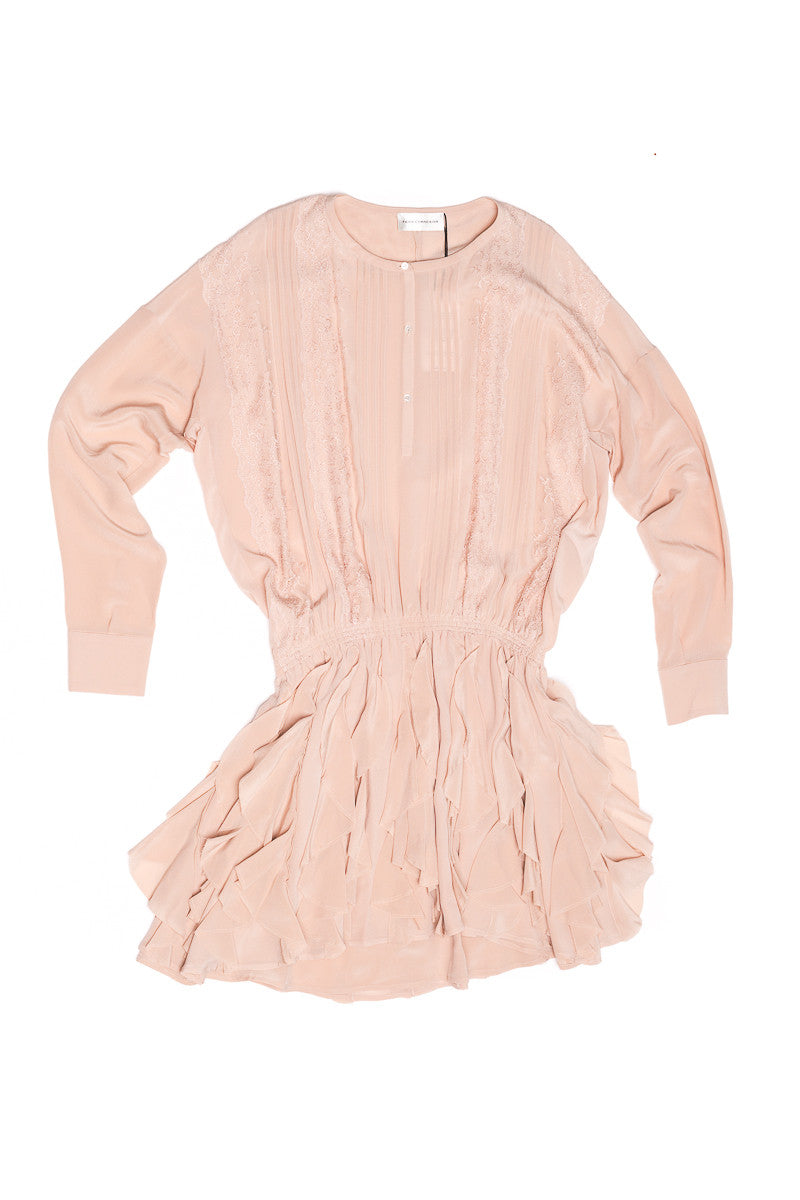 Silk Lace Dress - Faith Connexion - Dress - TOPGEARNY