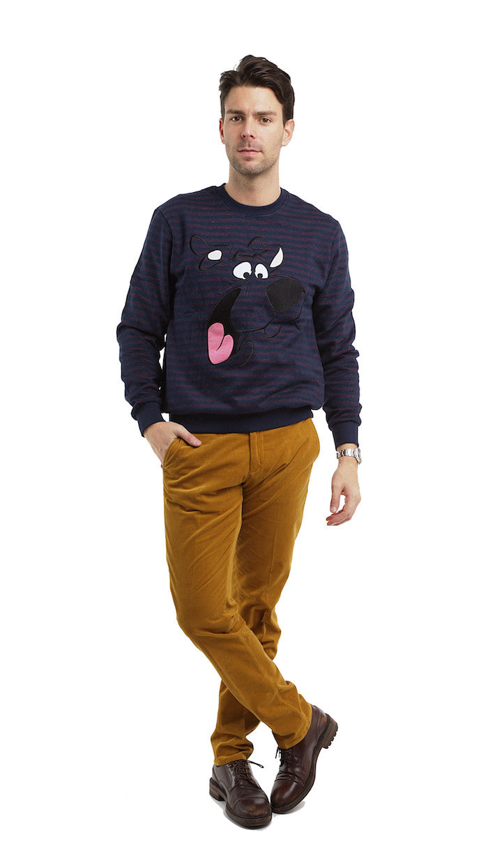 Scooby Doo Crewneck Sweater - Eleven Paris - Sweater - TOPGEARNY