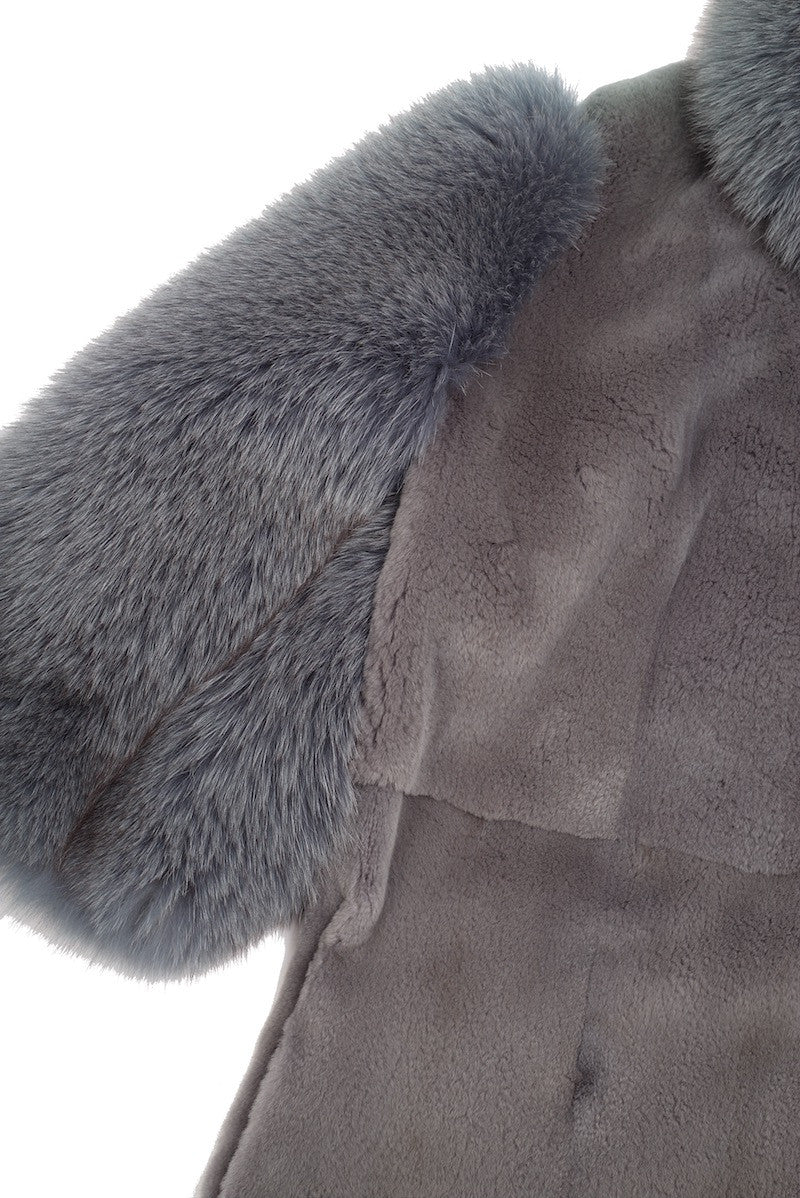 Grey Fox - Elena Benarroch - Coat - TOPGEARNY