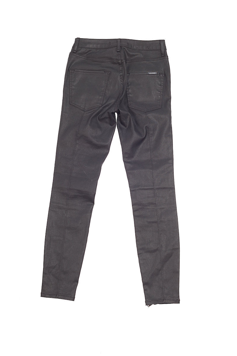 The Muse Skinny Jeans with Ankle Zip - Schoen by Yu - Jeans - TOPGEARNY