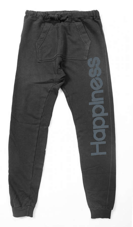 Turca Asphalt Sweat Pants - Happiness - Sweatpants - TOPGEARNY