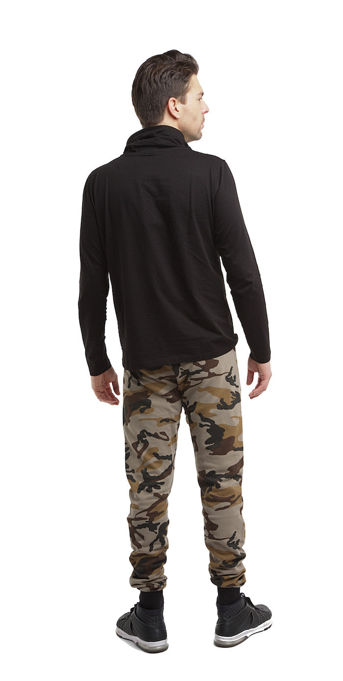 Turca Camouflage Sweat Pants - Happiness - Sweatpants - TOPGEARNY