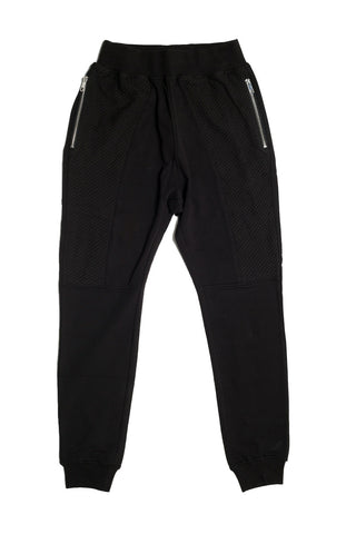 Long Fleece Zip Pocket Pants