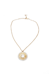 Eye Sun Dial - Rush - Necklace - TOPGEARNY