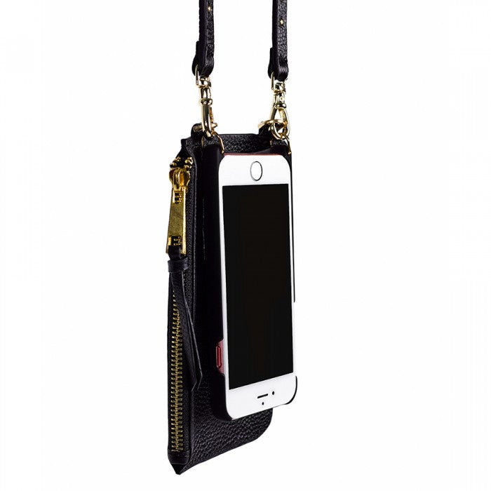 The Pouch - Gold Hardware - iphone 6 / 6S / 7 / 8 Case - Bandolier - Accessories - TOPGEARNY