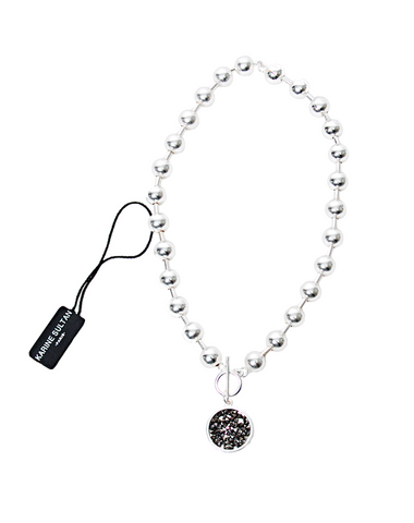 Louna Collar Charm Necklace