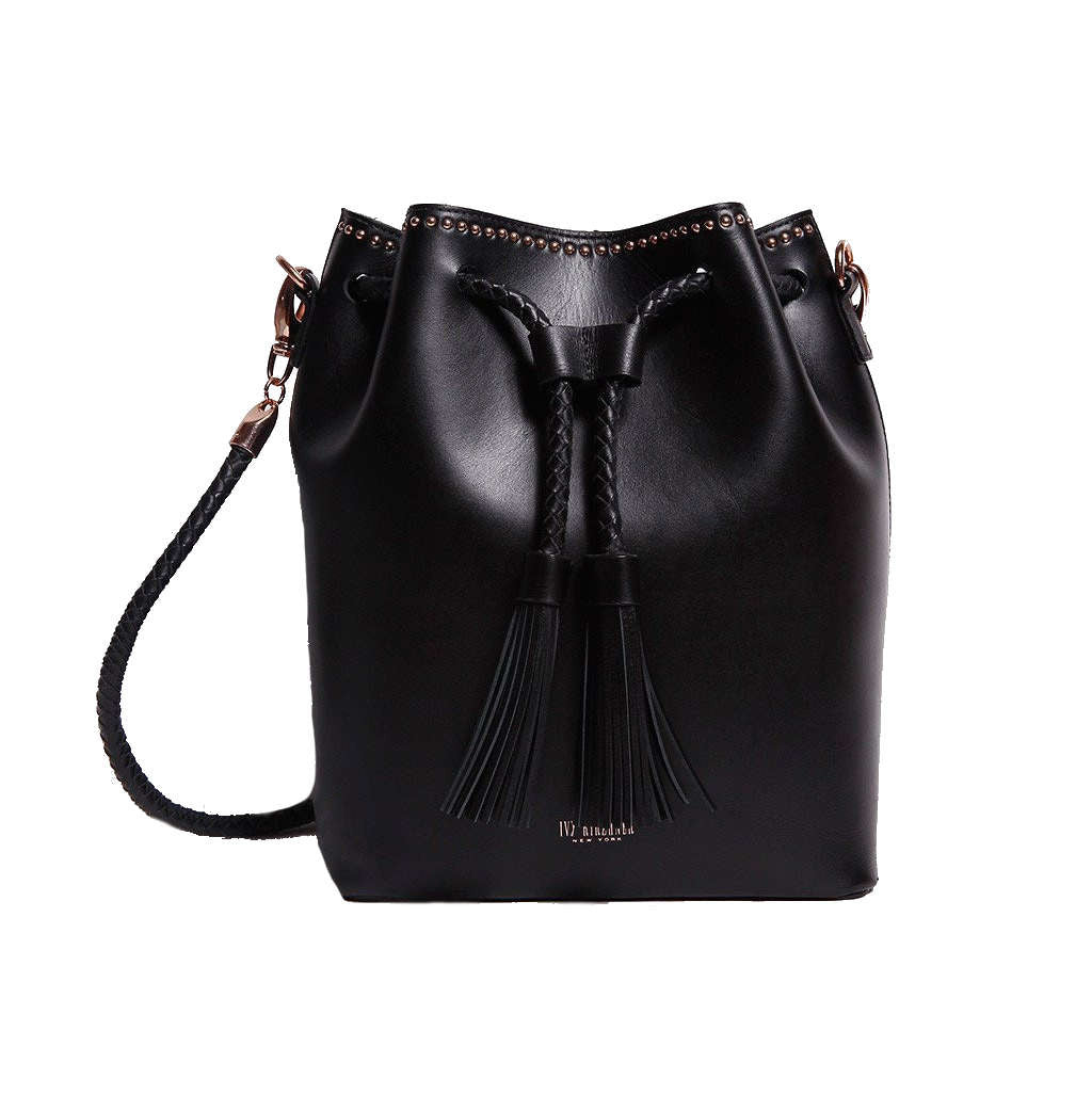 Sultan  BLACK Bucket Bag - Ivy Kirzhner - Bag - TOPGEARNY