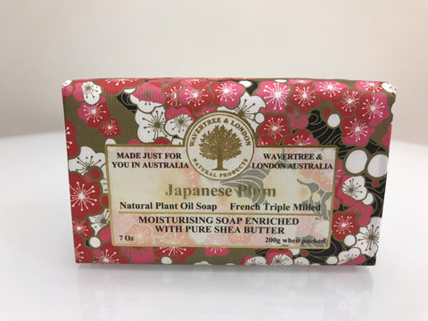 Australian Soapworks Wavertree & London Vegan Flower Market Soap