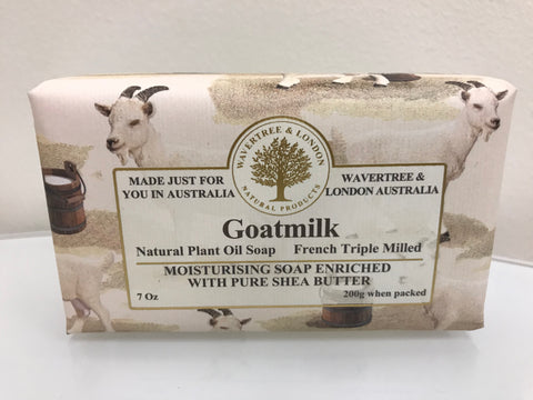 Australian Soapworks Wavertree & London Vegan Lavender d'Provence Soap