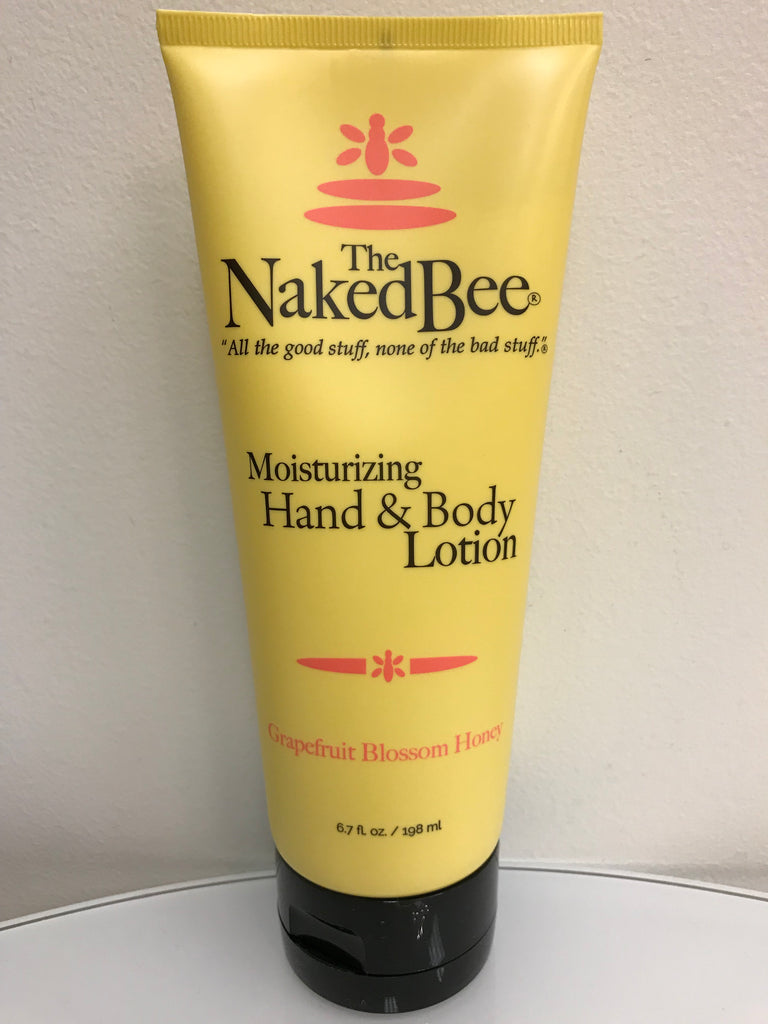 Naked Bee - Grapefruit Blossom Honey Lotion (Large) - Accessories Boutique