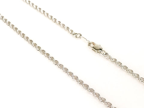 Choker - Triple Braided Silver & Gold Details Necklace Choker