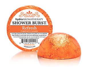 Aromatherapy - Shower Burst Refresh