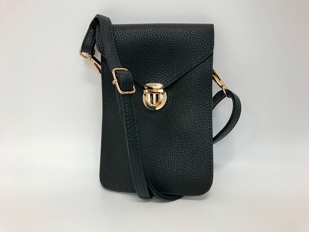 Handbag - Crossbody Black - Accessories Boutique