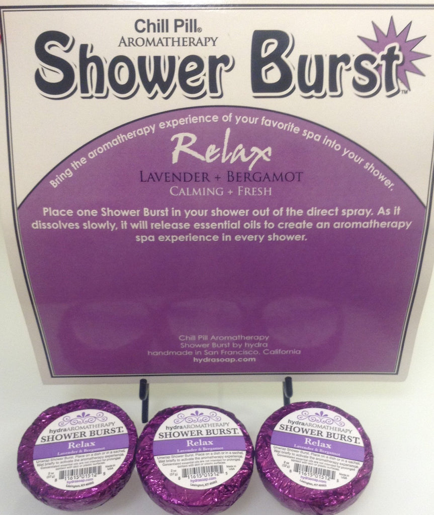 Aromatherapy - Shower Burst Relax