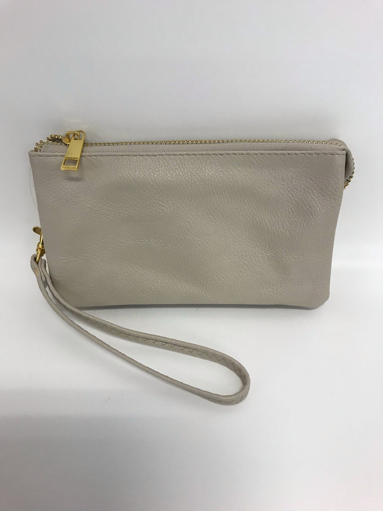 Handbag - Brittney Small Clutch Ivory - Accessories Boutique