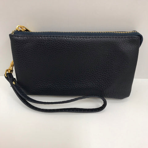 Handbag - Claire Medium Clutch Navy