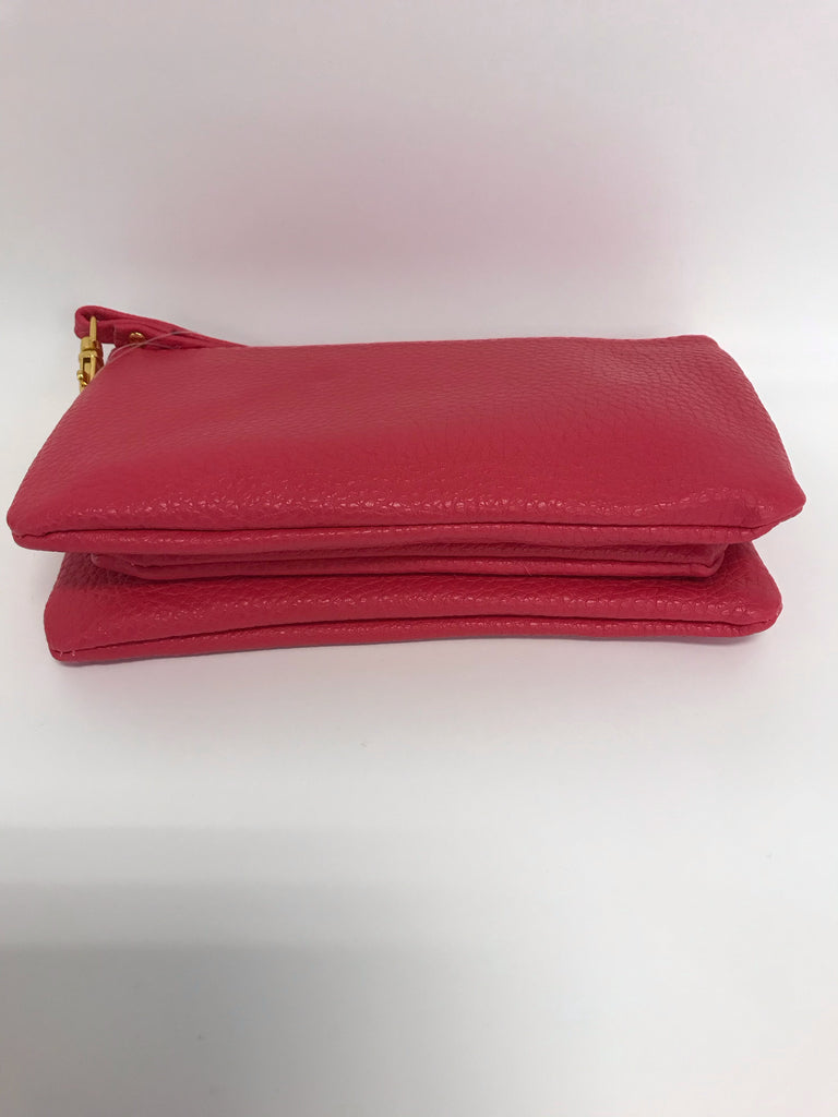 Handbag - Brittney Small Clutch Pink - Accessories Boutique