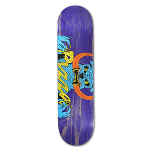 "Cujo Deck 8"" - PIZZA SKATEBOARDS"