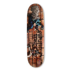 "Jesse Vieira Tag Deck 8.375"" - PIZZA SKATEBOARDS"