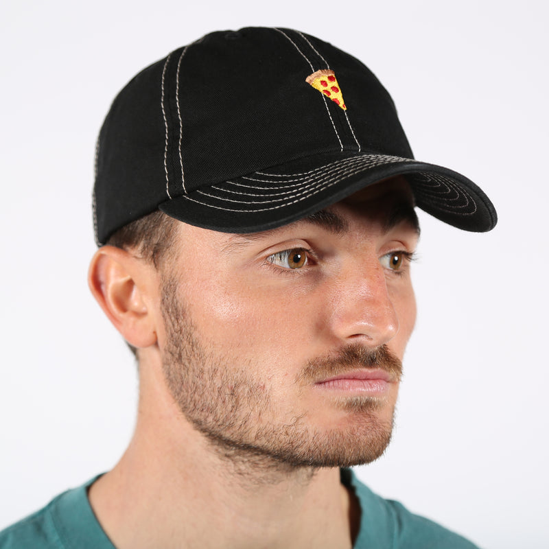 Emoji Dad Hat Black/Stone