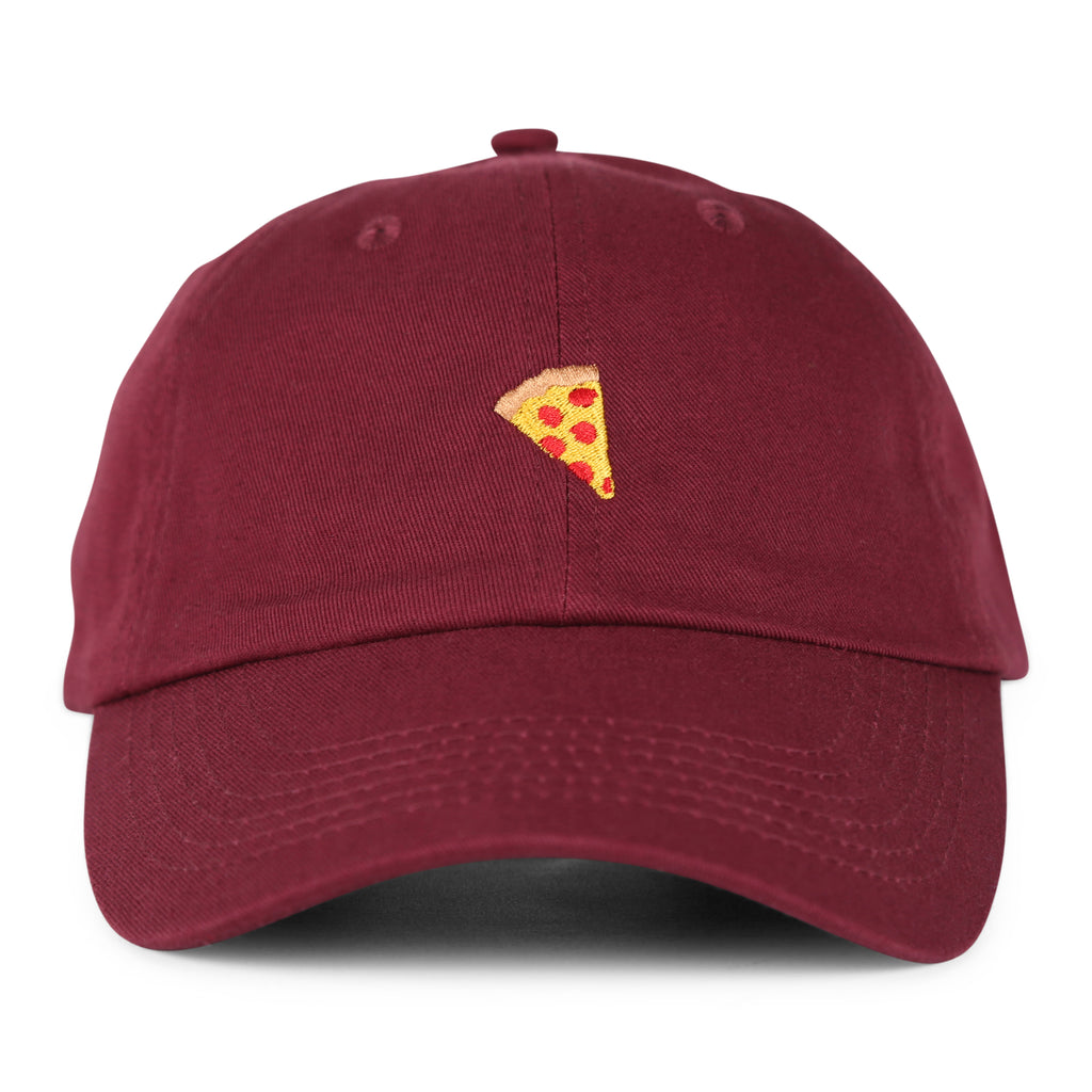 Emoji Hat Burgundy