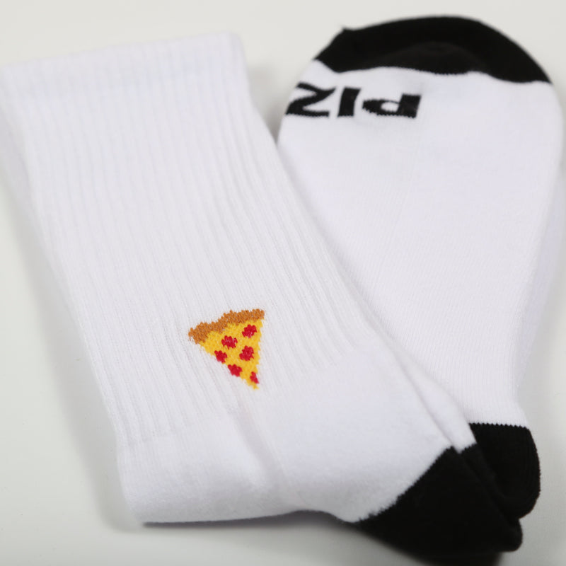 Emoji Socks White
