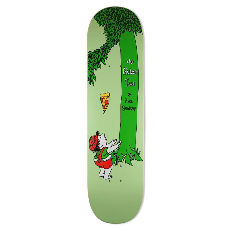"Gluten Deck 8.25"" - PIZZA SKATEBOARDS"