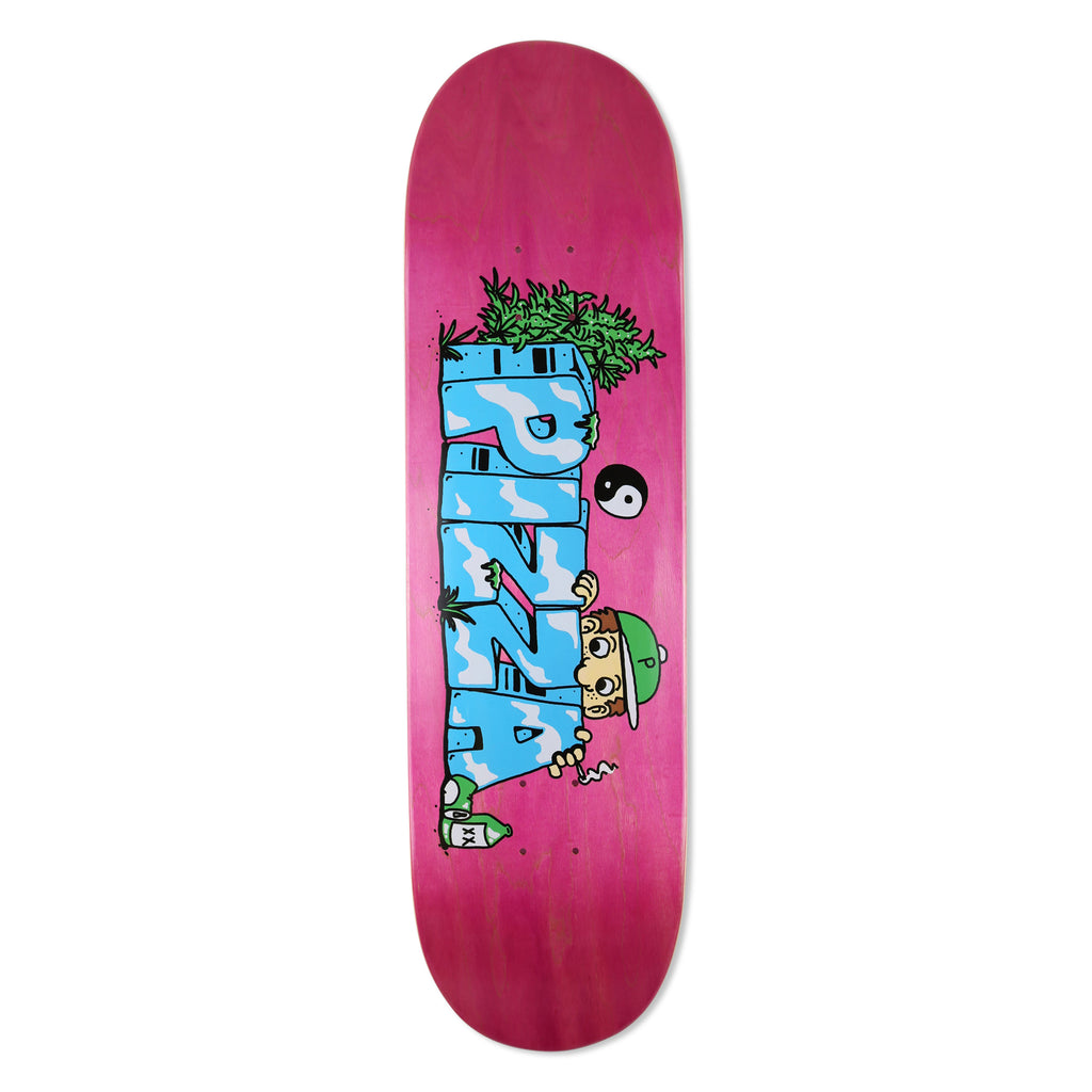 "Pizza Kilroy Deck 8.75"" - PIZZA SKATEBOARDS"